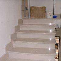 scale realizzate da Elia marmi L'SAquila