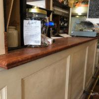 piani in marmo per bar realizzati da elia marmi l'aquila